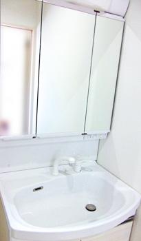 施工事例 : 洗面台 AFTER